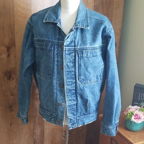 Smith Hawken Jackets Coats Smith Hawken Jean Jacket Poshmark